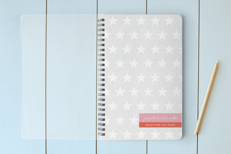 Reach for the Stars Notebooks
