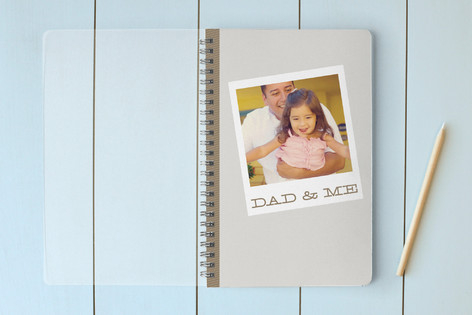 Dad and Me Notebooks