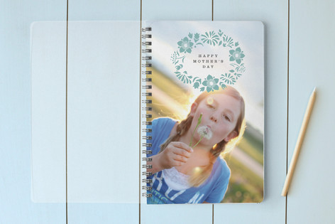 Flowers for Mom Notebooks