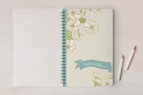 Suzette's Flowers Notebooks