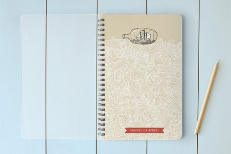 Sail Away Notebooks