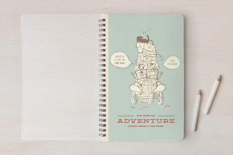Mad Adventure Notebooks