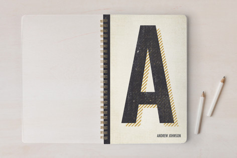 Initial Note Notebooks