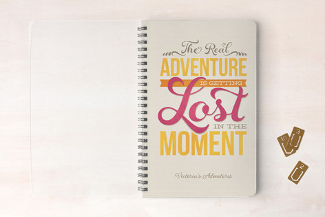 Real Adventure Notebooks