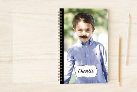 Nameplate Notebooks