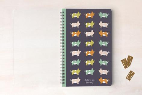 On the Farm Notebooks