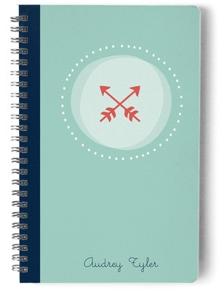 moonstruck thoughts day planner notebook or address book