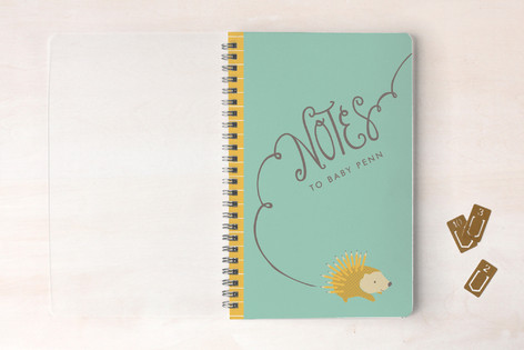 Quill You Fill Me Up? Notebooks