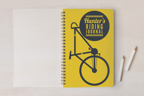 I Want To Ride My Bicycle Notebooks