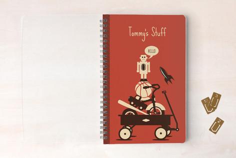 Retro Toys Notebooks