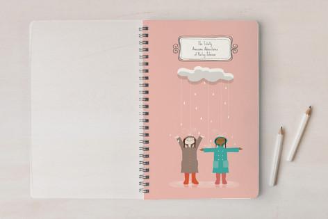 It's Raining Notebooks