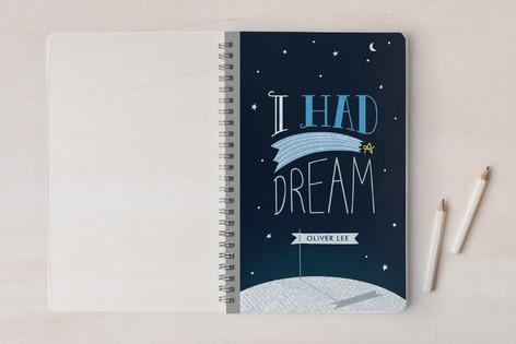 I had a Dream Notebooks