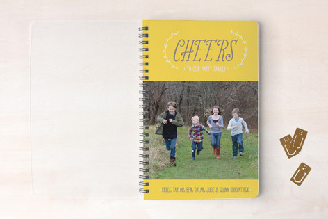 To the Happy Family Notebooks