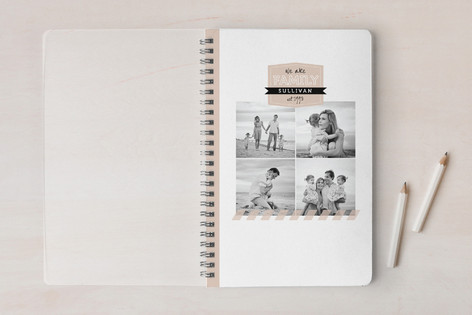 Family Affair Notebooks