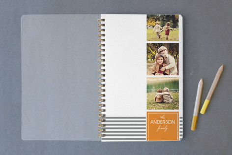 Orange Label Notebooks