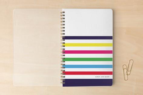Candy Stripes Notebooks