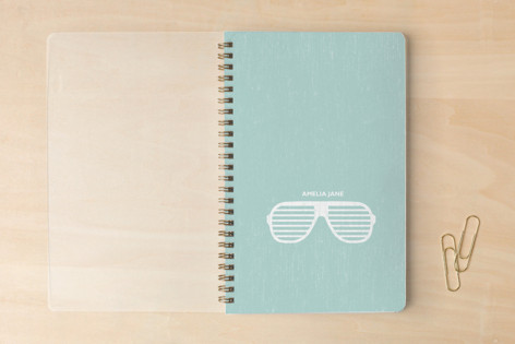 Shutter Shades Notebooks