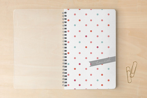 Polka Notebooks
