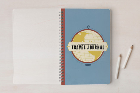 Around the World Notebooks