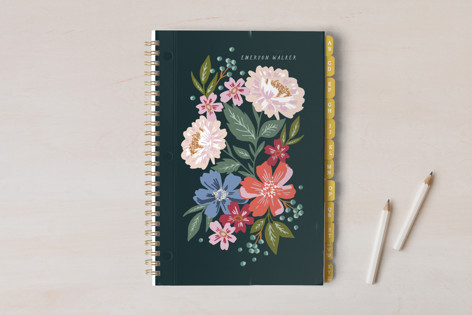 Gathered Bouquet Notebooks