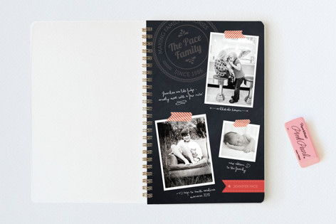 Chalkboard Memories Notebooks