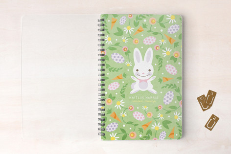 Happy Bunny Notebooks