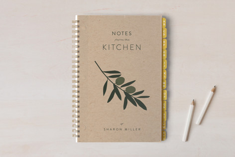 Olive Branch Notes Notebooks