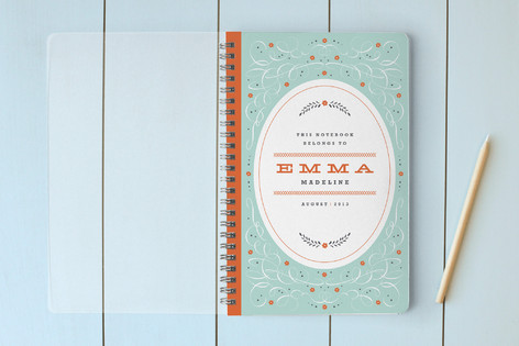 Vintage Charm Notebooks