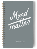 mind over matter