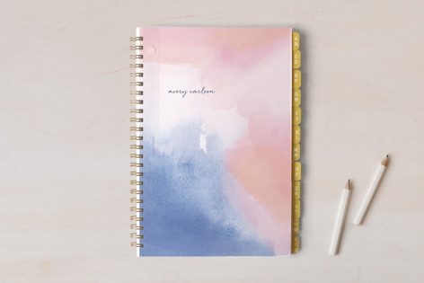 Blue taffy Notebooks