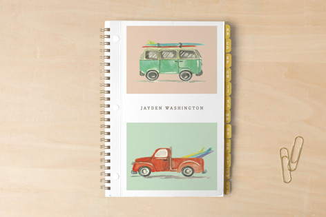 Surf's Up! Notebooks