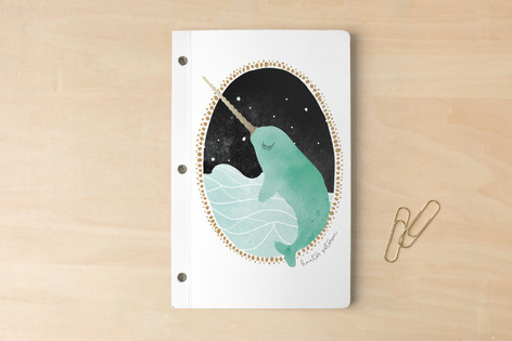 Narwhal Notebooks