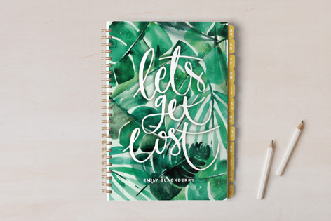 Let's Get Lost In The Jungle Notebooks