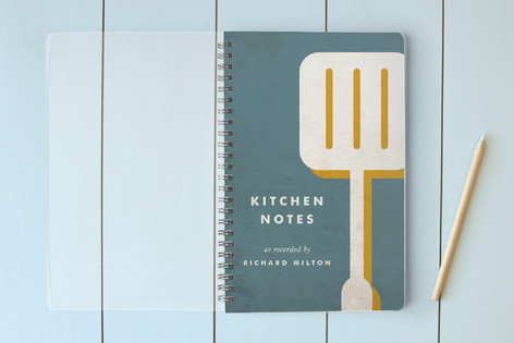 Kitchen Notes Notebooks