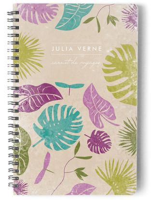 Carnet de Voyages Day Planner, Notebook, or Address Book