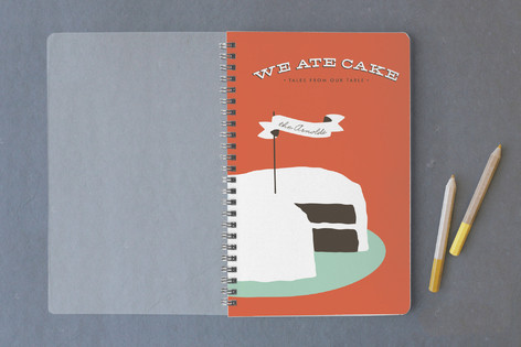 We Ate Cake Notebooks