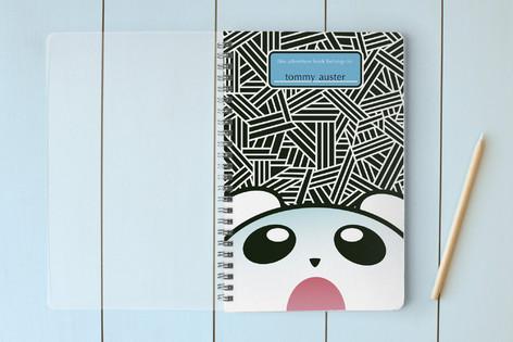 Adventure Book Notebooks