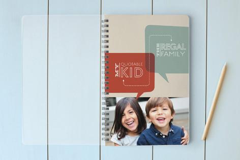 Quotable Kid Notebooks
