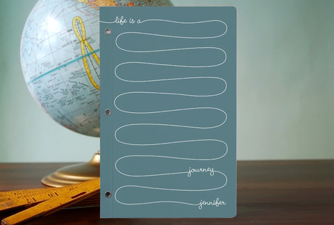 It's About the Journey Notebooks