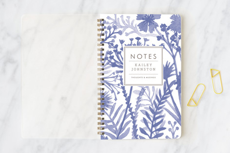 Wildflowers Notebooks