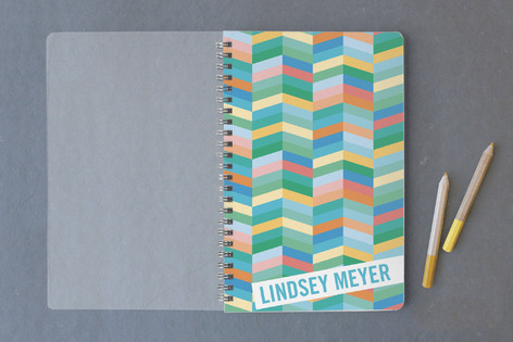 Color Tiles Notebooks