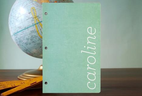Tilted Type Notebooks