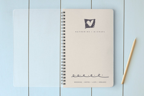 Folk Wedding Notebooks