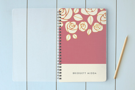 Rosy Dream Notebooks