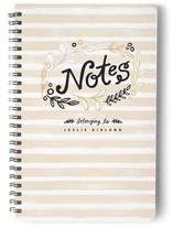 Grey Stripe Notes