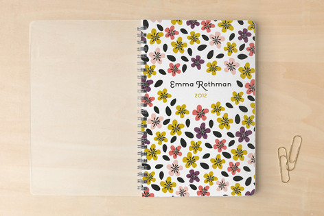 Scattered Blossoms Notebooks