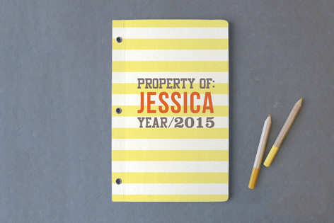 School Spirit Notebooks