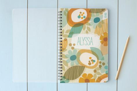 Flora Goodness Notebooks