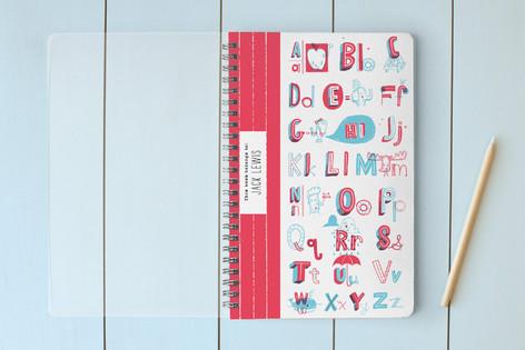 ABC Notebook Notebooks