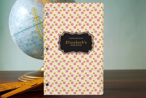 Modern Dots Notebooks